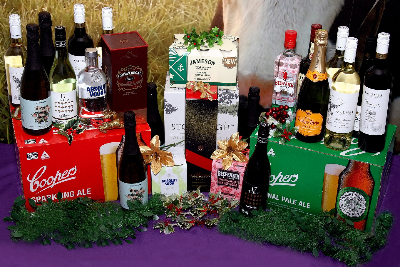 Cruelty free Christmas Party Pack Raffle 2020 | Animal Liberation