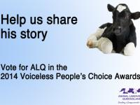 Ditch dairy - Help us share his story